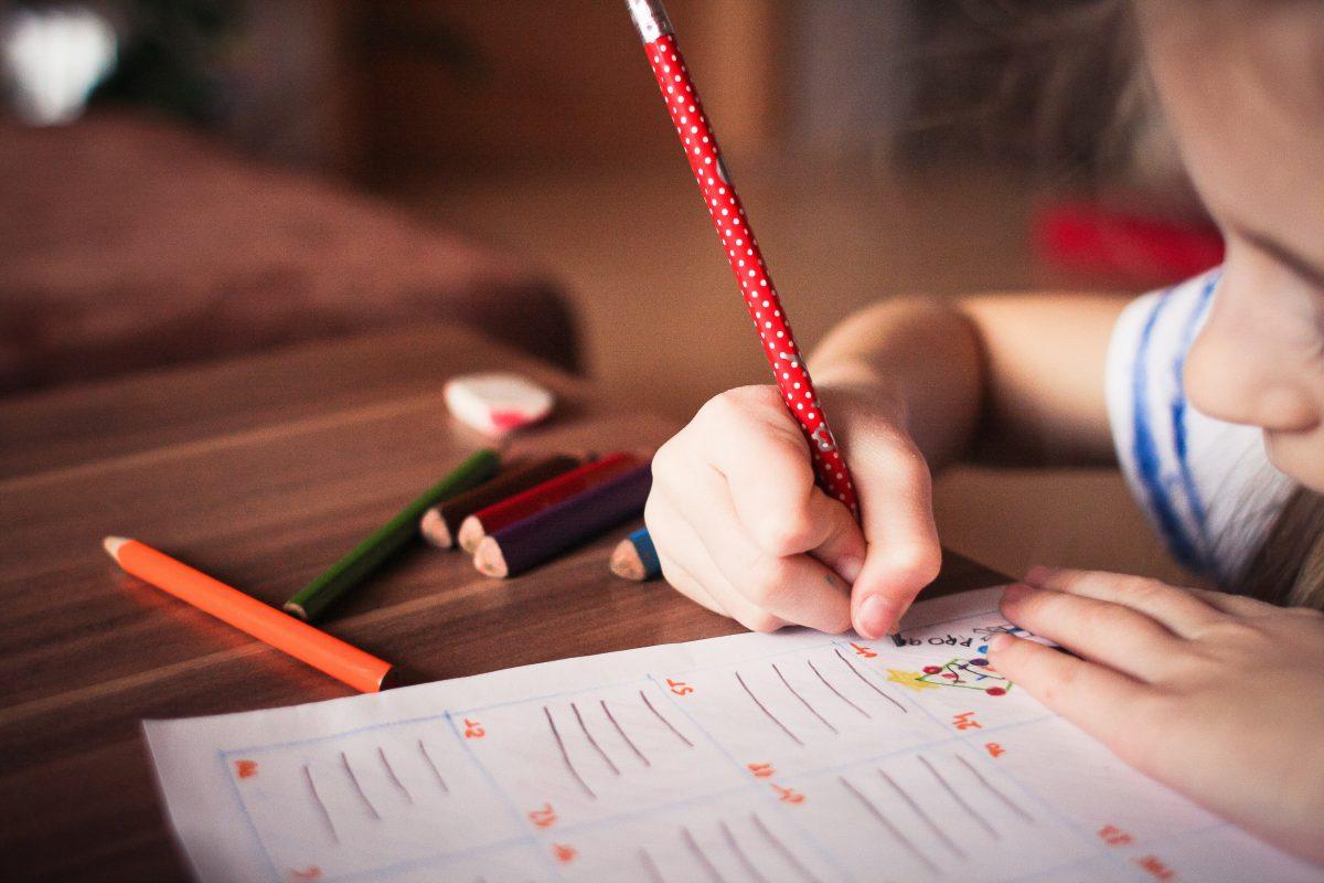Vijf tips voor de eerste schooldag